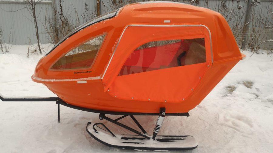 snow cruiser standart